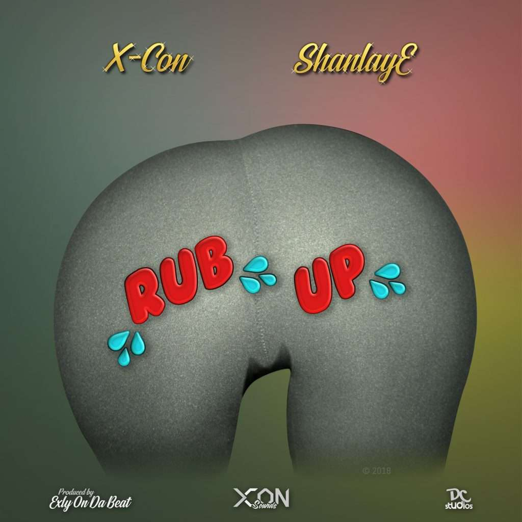 Rub Song Up Album Art